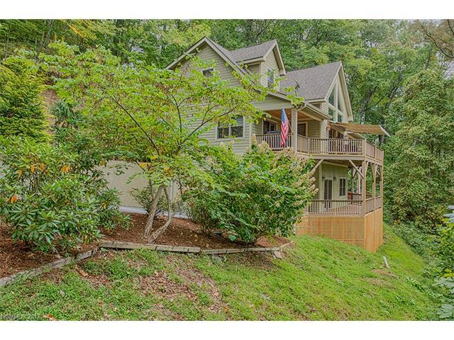 182 Falcon Ridge Drive, Waynesville, NC 28786 (#3322158) :: High Performance Real Estate Advisors