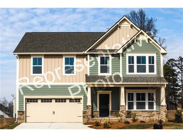 4007 Huntley Glen Drive, Pineville, NC 28134 (#3322299) :: The Temple Team