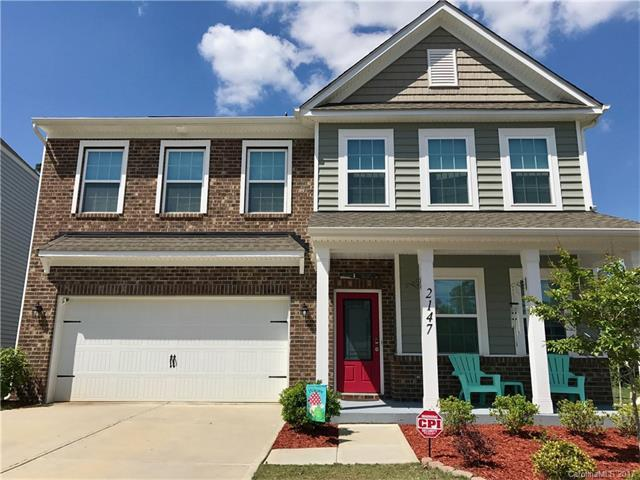 2147 Newport Drive #59, Indian Land, SC 29707 (#3322348) :: Team Lodestone at Keller Williams SouthPark