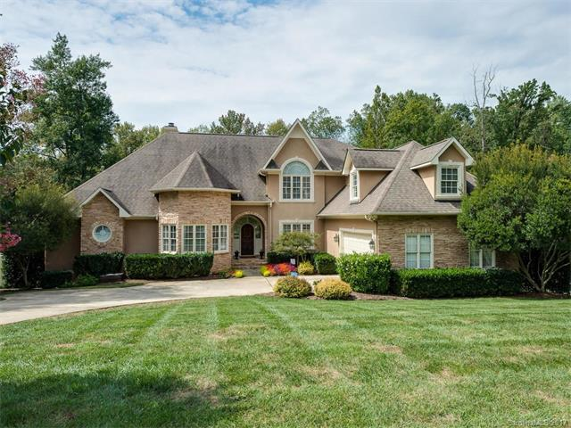 1110 Porters Pond Lane, Matthews, NC 28105 (#3322386) :: The Beth Smith Shuey Team