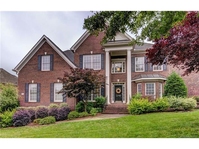1140 Woodhall Drive, Huntersville, NC 28078 (#3322545) :: LePage Johnson Realty Group, Inc.