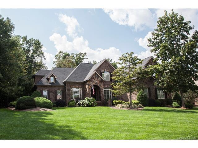 422 Langston Place Drive, Fort Mill, SC 29708 (#3322885) :: Miller Realty Group