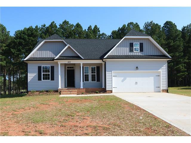 422 Durham Road, Stanley, NC 28164 (#3322906) :: LePage Johnson Realty Group, Inc.
