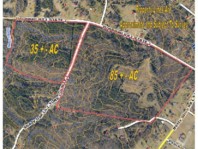35 AC Hopewell Road, Rock Hill, SC 29730 (#3322933) :: Stephen Cooley Real Estate Group