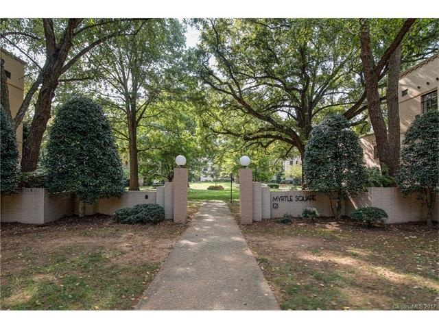1121 Myrtle Avenue #22, Charlotte, NC 28203 (#3323214) :: The Beth Smith Shuey Team