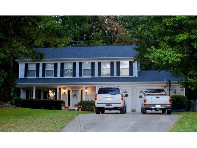 10304 Shady Rest Lane, Charlotte, NC 28214 (#3323311) :: Team Southline
