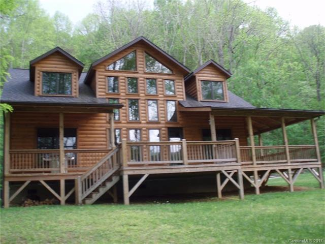 315 Katua Trail, Maggie Valley, NC 28751 (#3323316) :: The Beth Smith Shuey Team