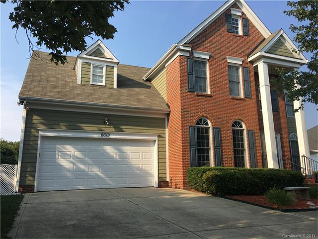 6619 Hawksnest Drive, Charlotte, NC 28269 (#3323322) :: The Beth Smith Shuey Team
