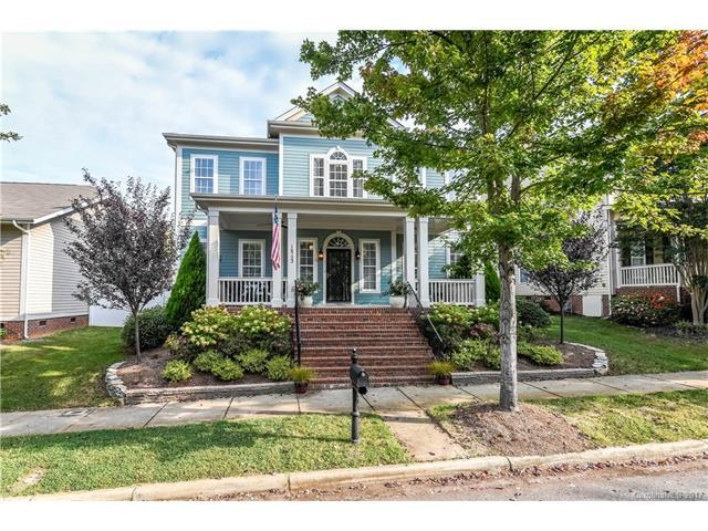 16723 Spruell Street, Huntersville, NC 28078 (#3323338) :: Pridemore Properties