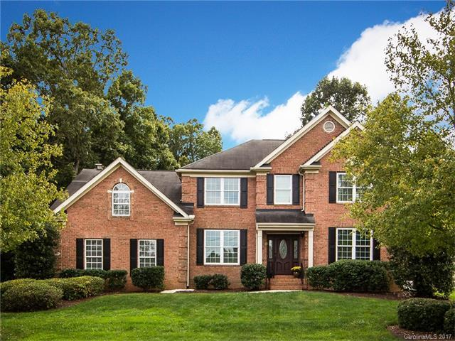 8908 Devonshire Drive, Huntersville, NC 28078 (#3323944) :: The Sarver Group