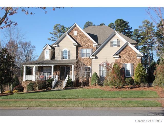 595 Elizabeth Lee Drive, Concord, NC 28027 (#3324381) :: Team Honeycutt