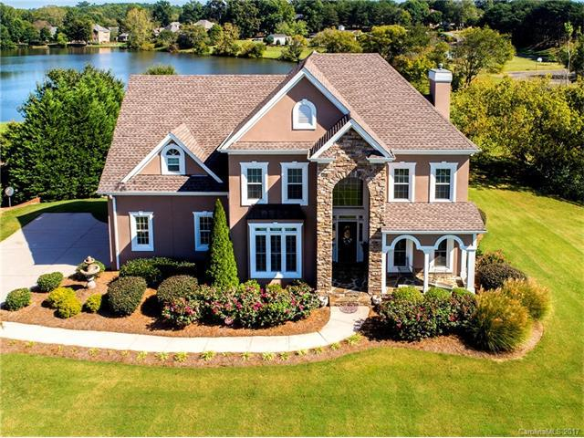 138 Lake Point Drive, Fort Mill, SC 29708 (#3324499) :: Miller Realty Group