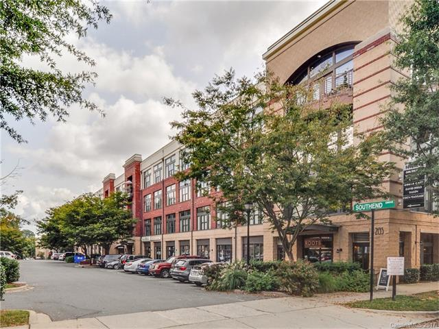 2125 Southend Drive #249, Charlotte, NC 28203 (#3324528) :: The Ann Rudd Group