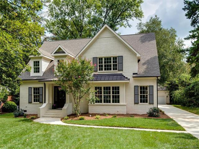 810 Judith Court, Charlotte, NC 28211 (#3324557) :: Pridemore Properties