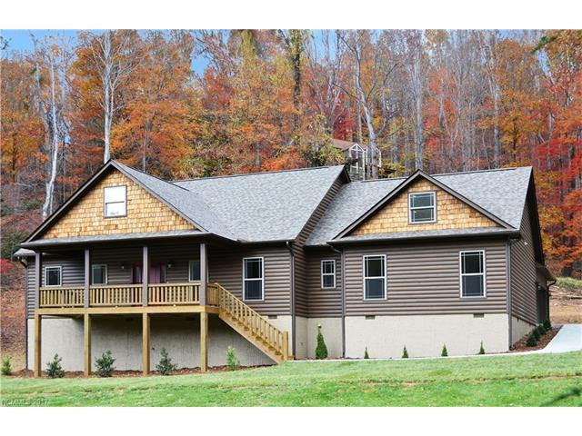 59 Hickory Drive, Waynesville, NC 28786 (#3324633) :: Stephen Cooley Real Estate Group