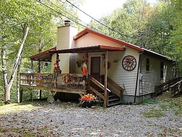 648 Conley Drive #7, Maggie Valley, NC 28751 (#3324765) :: Puffer Properties