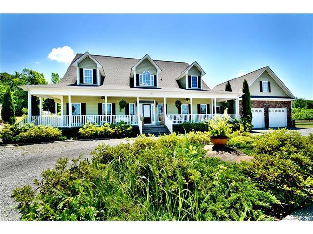 3991 Mt Hope Church Road, Salisbury, NC 28146 (#3324854) :: Puma & Associates Realty Inc.