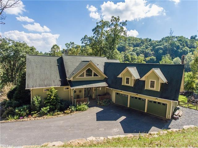 1128 Coyote Hollow Road, Waynesville, NC 28785 (#3325274) :: Carlyle Properties