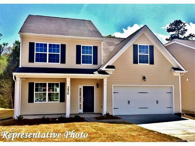 5423 Fenway Drive Lot 36, Charlotte, NC 28273 (#3326212) :: High Performance Real Estate Advisors