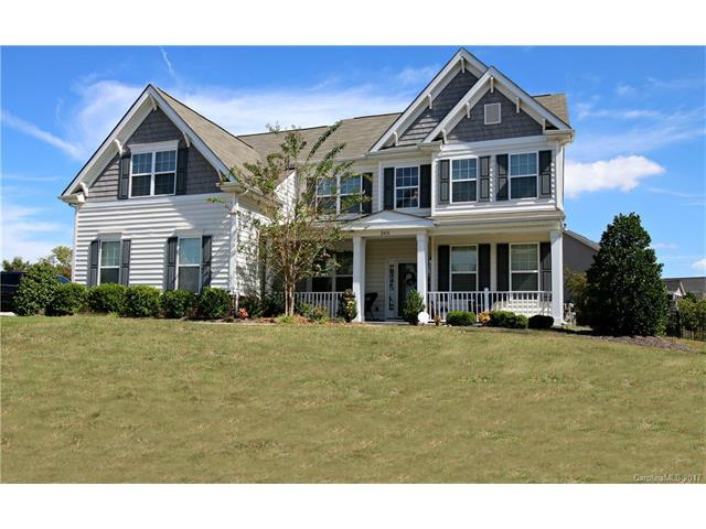2416 Spur Lane, Concord, NC 28027 (#3326492) :: The Ramsey Group