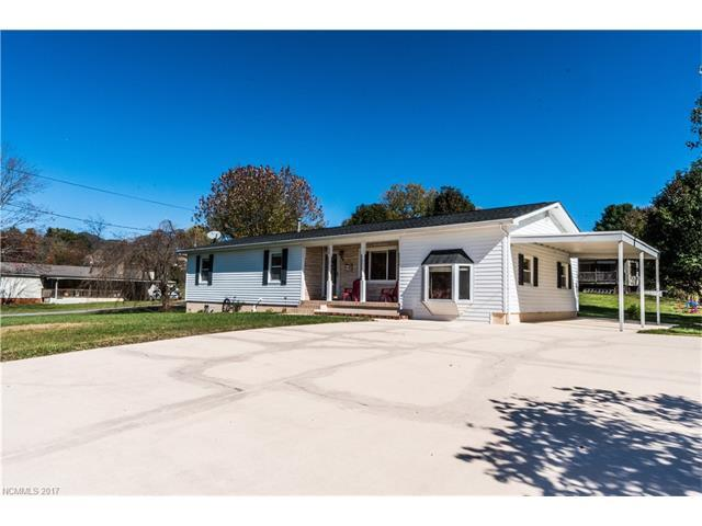 192 James Street, Clyde, NC 28721 (#3326528) :: Exit Mountain Realty