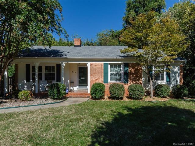 827 Fairbanks Road, Charlotte, NC 28210 (#3326565) :: Pridemore Properties
