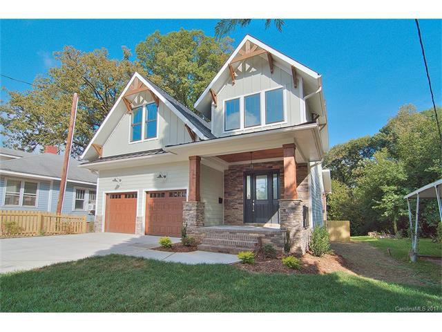 3713 Oakwood Avenue, Charlotte, NC 28205 (#3326787) :: Pridemore Properties