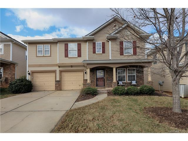 107 Ameena Chase Trail, Mooresville, NC 28117 (#3326801) :: Pridemore Properties