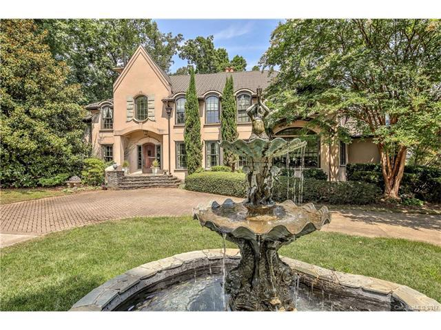 4205 Fox Brook Lane, Charlotte, NC 28211 (#3327071) :: SearchCharlotte.com