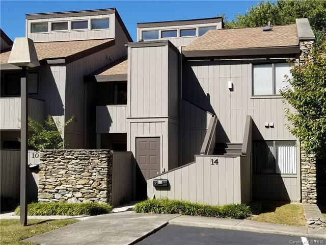 14 Lakemoor Lane #14, Hendersonville, NC 28739 (#3327236) :: High Performance Real Estate Advisors