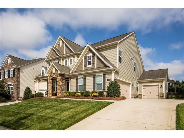 16115 Grassy Creek Drive, Huntersville, NC 28078 (#3327281) :: Cloninger Properties