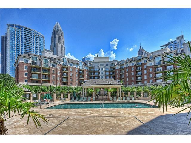 300 W 5th Street #122, Charlotte, NC 28202 (#3327645) :: High Performance Real Estate Advisors