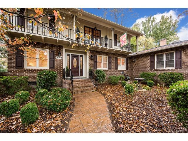 3048 Cutchin Drive, Charlotte, NC 28210 (#3327657) :: Keller Williams South Park