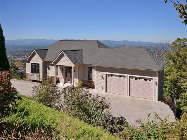 129 Fortress Ridge, Weaverville, NC 28787 (#3327688) :: LePage Johnson Realty Group, LLC