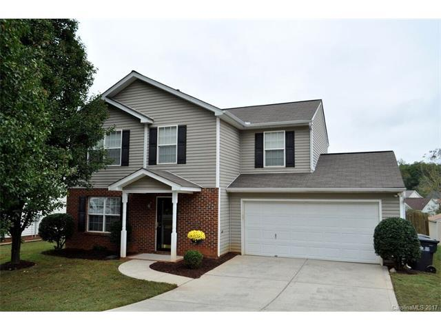 2207 Pleasant Dale Drive, Charlotte, NC 28214 (#3327701) :: Stephen Cooley Real Estate Group