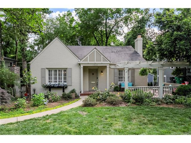 1540 Ideal Way, Charlotte, NC 28203 (#3327860) :: SearchCharlotte.com