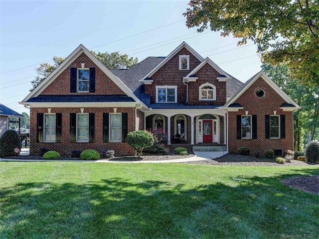 165 Mariner Pointe Lane, Mooresville, NC 28117 (#3328256) :: LePage Johnson Realty Group, Inc.