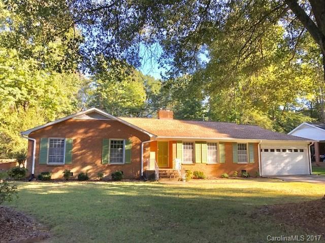 1132 Shady Bluff Drive, Charlotte, NC 28211 (#3328520) :: High Performance Real Estate Advisors