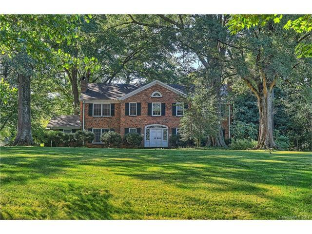318 Cherokee Road, Charlotte, NC 28207 (#3328563) :: Charlotte's Finest Properties