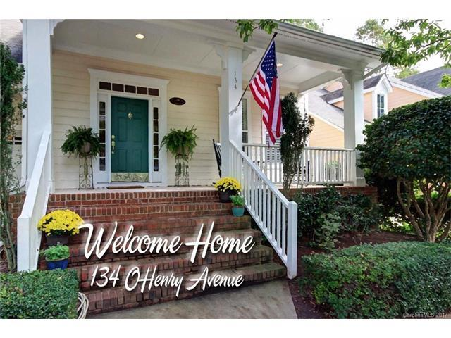 134 Ohenry Avenue #44, Davidson, NC 28036 (#3328601) :: High Performance Real Estate Advisors