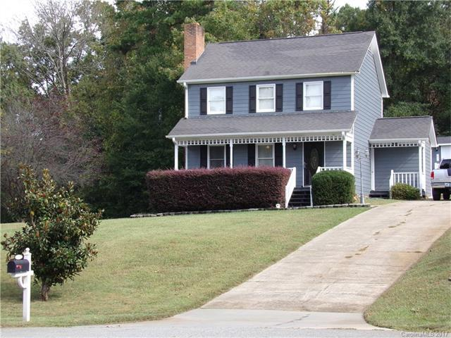 514 Ogden Drive, Gastonia, NC 28056 (#3328641) :: Exit Mountain Realty