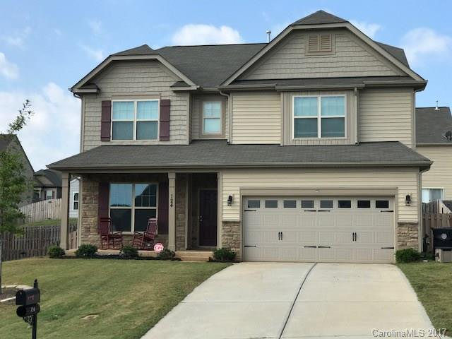 124 Renville Place, Mooresville, NC 28115 (#3328981) :: The Ramsey Group