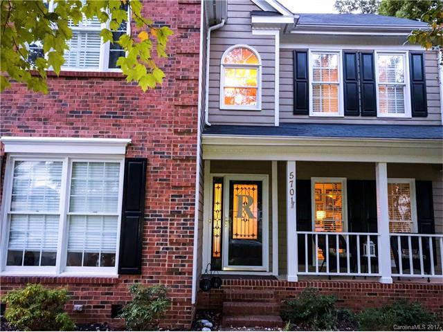 5701 Swanston Drive #42, Charlotte, NC 28269 (#3328997) :: The Ramsey Group