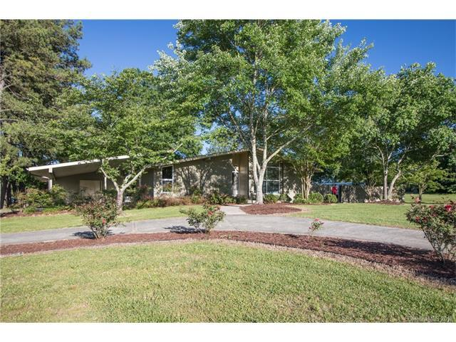 5719 Rocky River Road, Monroe, NC 28112 (#3329029) :: Stephen Cooley Real Estate Group
