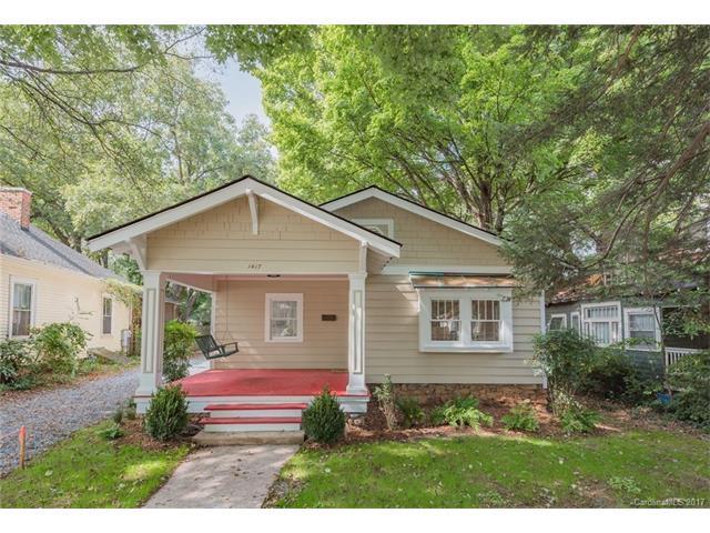 1417 Thomas Avenue, Charlotte, NC 28205 (#3329064) :: Pridemore Properties