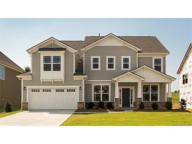 154 Eagles Landing Drive, Mooresville, NC 28117 (#3329100) :: Rinehart Realty