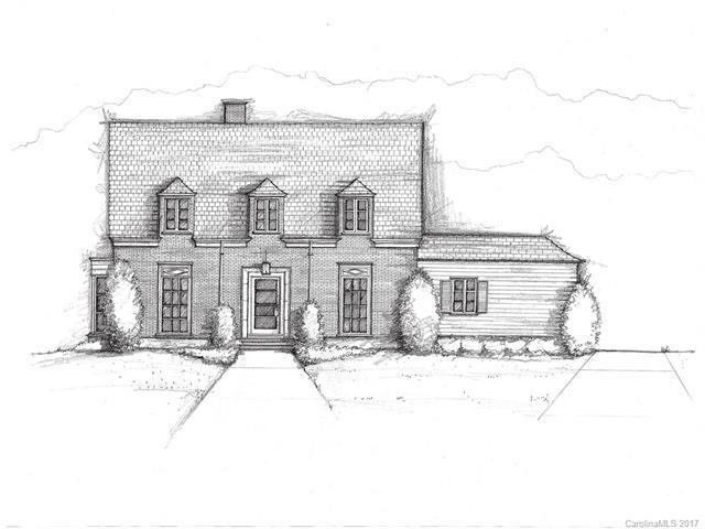 140 Canterbury Road N, Charlotte, NC 28211 (#3329112) :: Pridemore Properties