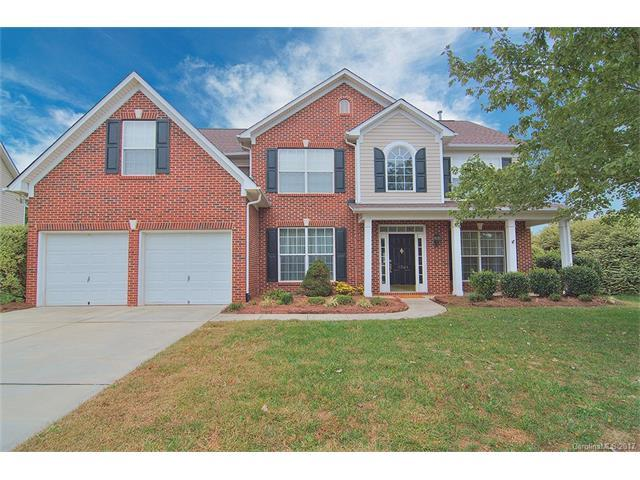 5334 Cambridge Bay Drive, Charlotte, NC 28269 (#3329382) :: The Ramsey Group