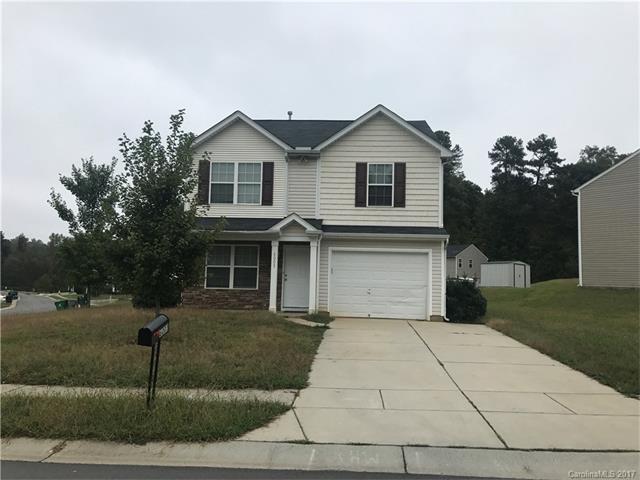 6003 Waterloo Street, Charlotte, NC 28269 (#3329398) :: Stephen Cooley Real Estate Group