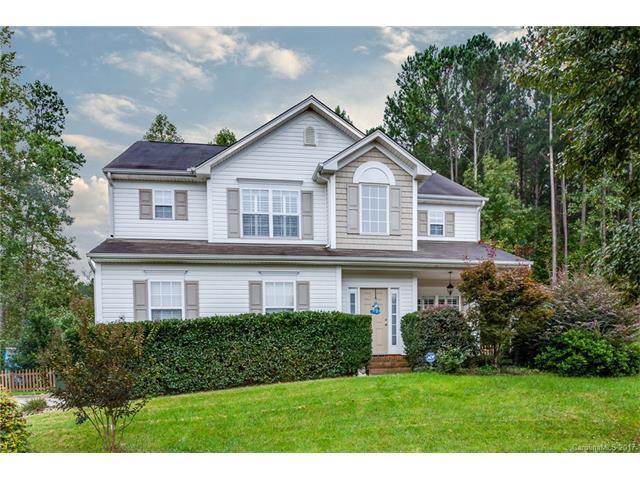 8712 Bell Song Lane, Huntersville, NC 28078 (#3329444) :: LePage Johnson Realty Group, Inc.